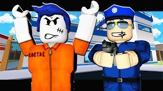 Download THE LAST GUEST GETS ARRESTED! Roblox Jailbreak Roleplay Video