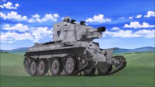 Download Girls und panzer Vodka The angry russian version Video