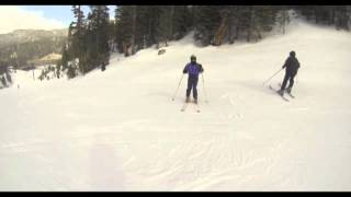 Download Skier Rage Part 1 Filmed on GOPRO Video