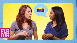 Download Latinos Imitate Each Other's Accents Video