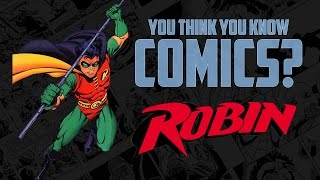 Download Robin - You Think You Know Comics? Video