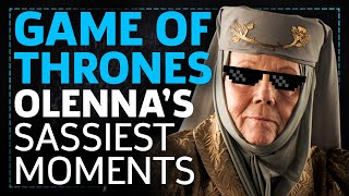 Download Game Of Thrones: Olenna Tyrell's Sassiest Moments Video