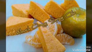 Download Eggless Milkmaid Orange Sponge Cake Video