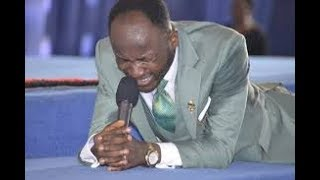 Download SEE WHAT HAPPENED as Apostle Johnson Suleman Began to WORSHIP Video
