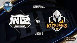 Download INTZ x Keyd (Jogo 3 - Semifinais) - Primeira Etapa CBLoL 2017 Video
