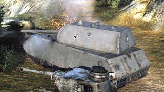 Download World of Tanks Maus - 20K Damage Blocked Video