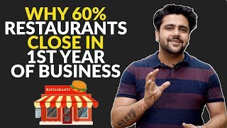 Download Why 60% Restaurants Close In 1st Year Of Business Video