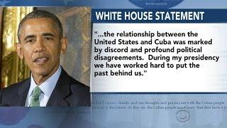 Download Obama, Donald Trump react to Fidel Castro's death Video