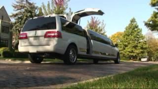 Download 2010 Limousine Lincoln Navigator Stretch Video
