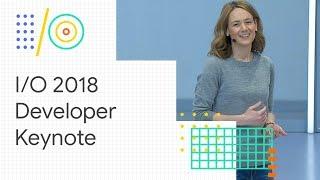 Download Developer Keynote (Google I/O '18) Video
