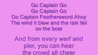 Download go captian go lyrics.wmv Video