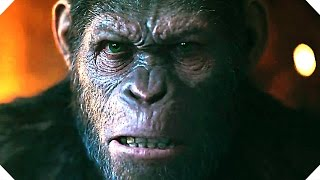 Download WAR FOR THE PLANET OF THE APES - Official TRAILER (2017) Video