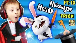 Download HELLO NEIGHBOR TRICKS w/ FGTEEV CHASE! Pre-Alpha, 2, & 3 Random Tips! (KIDS Gaming) Video