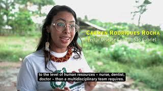 Download Malaria Champions of the Americas 2019 — San Gabriel da Cachoeira Video