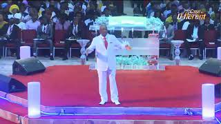 Download Bishop David Oyedepo @Miracle Jobs Banquet, October 22, 2017 [1st Service Word] Video