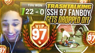Download TRASH TALKING 97 SSH FANBOY CRIES FOR HELP AFTER DROPPING HIM OFF 22-0 NBA 2K19😂 Video