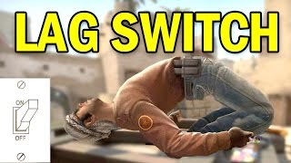 Download LAG SWITCH HACKER - CS GO LAG CHEAT - OVERWATCH Video