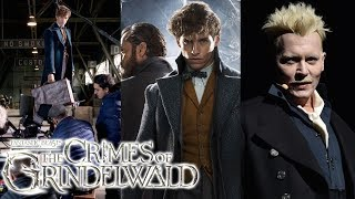 Download Fantastic Beasts 2 Crimes of Grindelwald - BEHIND THE SCENES Interviews and Bloopers Video
