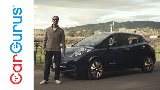 Download 2016 Nissan Leaf | CarGurus Test Drive Review Video