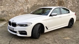 Download Review: BMW's new 5-Series claws back lost ground on the competition Video