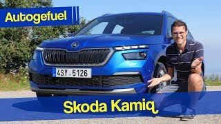 Download Is this the best price-performance car? Skoda Kamiq REVIEW - Autogefuel Video