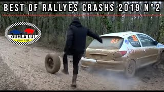 Download Best of Rallyes Crashs & Mistakes 2019 N°2 by Ouhla lui Video