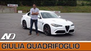 Download Alfa-Romeo Giulia 🍀 - Lo más cercano a un Ferrari de 4 puertas Video