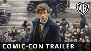 Download Fantastic Beasts and Where to Find Them – Comic-Con Trailer – Official Warner Bros. UK Video