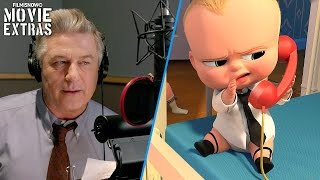 Download Go Behind the Scenes of The Boss Baby (2017) Video