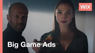 Download Wix Big Game Campaign | Director's Cut Video
