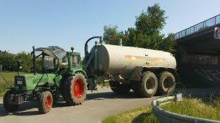 Download Fendt Farmer 108 S bei der Feldarbeit Video
