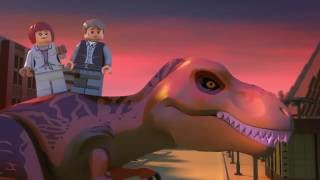 Download The Indominus Escape - LEGO Jurassic World Mini Movie - Part 5 Video