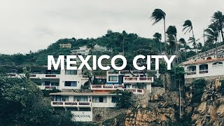 Download Life in Mexico City Video
