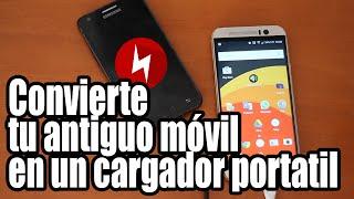 Download Cómo hacer un cargador portátil casero para Android Video