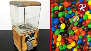Download 5 Cent Candy Machine Restoration - Northwestern Model 60 Video