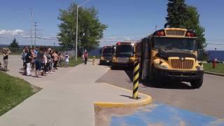 Download Départ des élèves de l'école Amishk Video