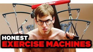 Download How You Really Use Exercise Machines Video