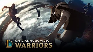 Download Imagine Dragons: Warriors | Worlds 2014 - League of Legends Video