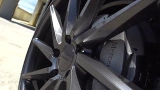 Download Mercedes-Benz C400 on Vossen CVT Wheels Video