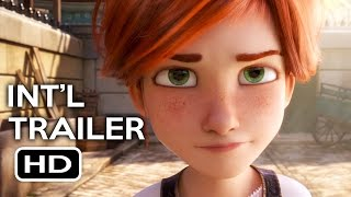 Download Ballerina Official International Trailer #1 (2016) Elle Fanning, Maddie Ziegler Animated Movie HD Video