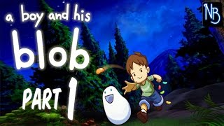 Download A Boy and His Blob Walkthrough Part 1 No Commentary Video