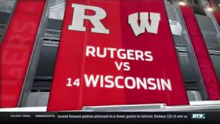 Download Rutgers at Wisconsin - Men's Basketball Highlights Video