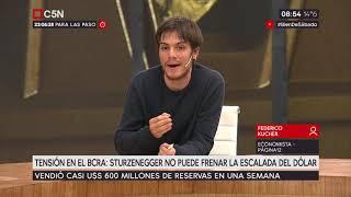 Download El análisis de la economía argentina. Video