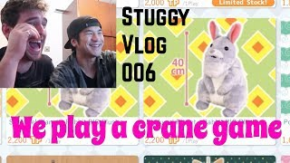 Download WE PLAY A CRANE GAME Video