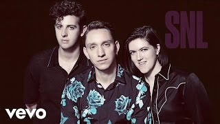 Download The xx - ″On Hold″ performed on Saturday Night Live Video
