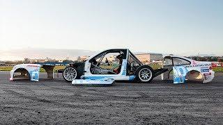Download BMW E46 LS Drift Car Project Video