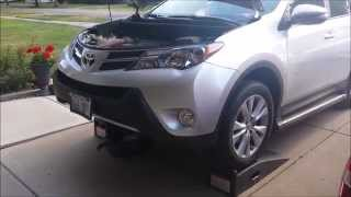 Download How to Oil Change Toyota Rav4 2.5L 4 Cylinder 2013 -2016 DIY and save money Video