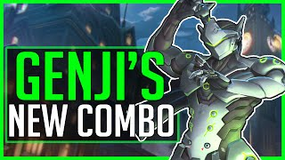 Download GENJI'S NEW COMBO - Overwatch Video