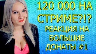Download 120 К НА СТРИМЕ! РЕАКЦИЯ НА БОЛЬШИЕ ДОНАТЫ #1 LUDOJOP Video