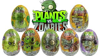 Download Huevos Sorpresa de Plantas vs Zombies | JuguetesYSorpresas Video